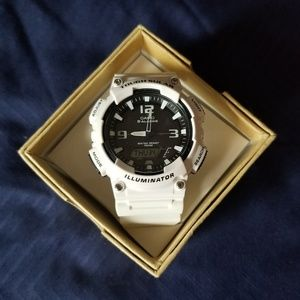 Casio Tough Solar Illuminator Watch